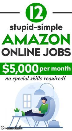 Amazon Work From Home Jobs - 12 Epic Jobs To Try i