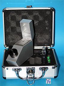 Refractometer Gemstones Gems Gemology