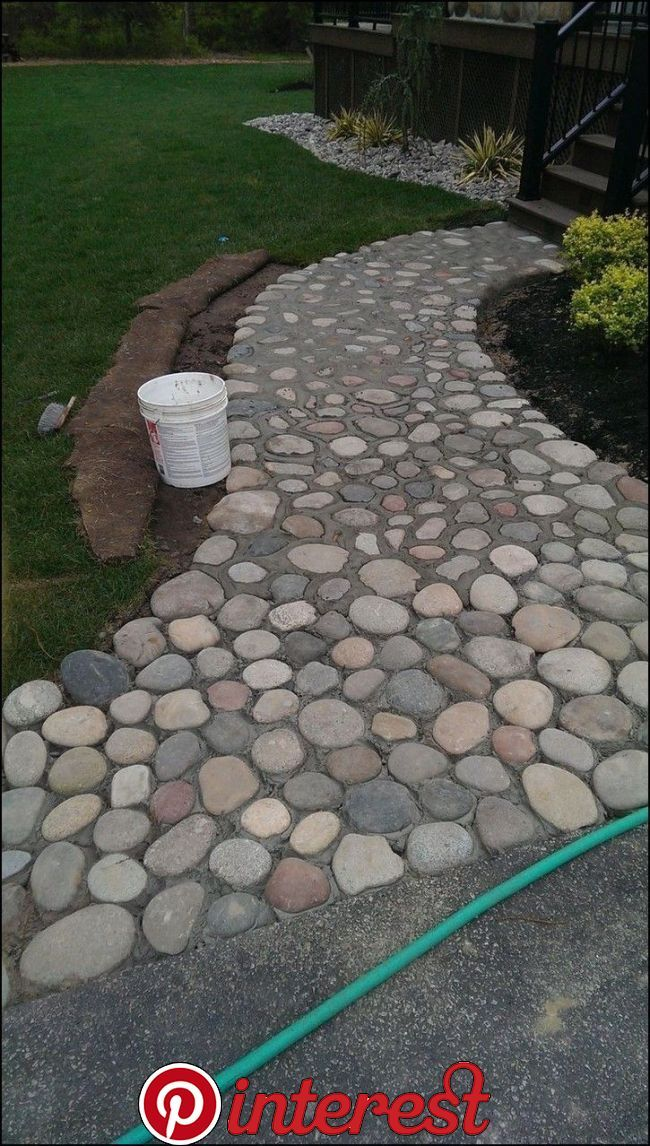Photo of 180 fabulous garden path and sidewalk ideas page 13 #fabulous #garden path #walk …