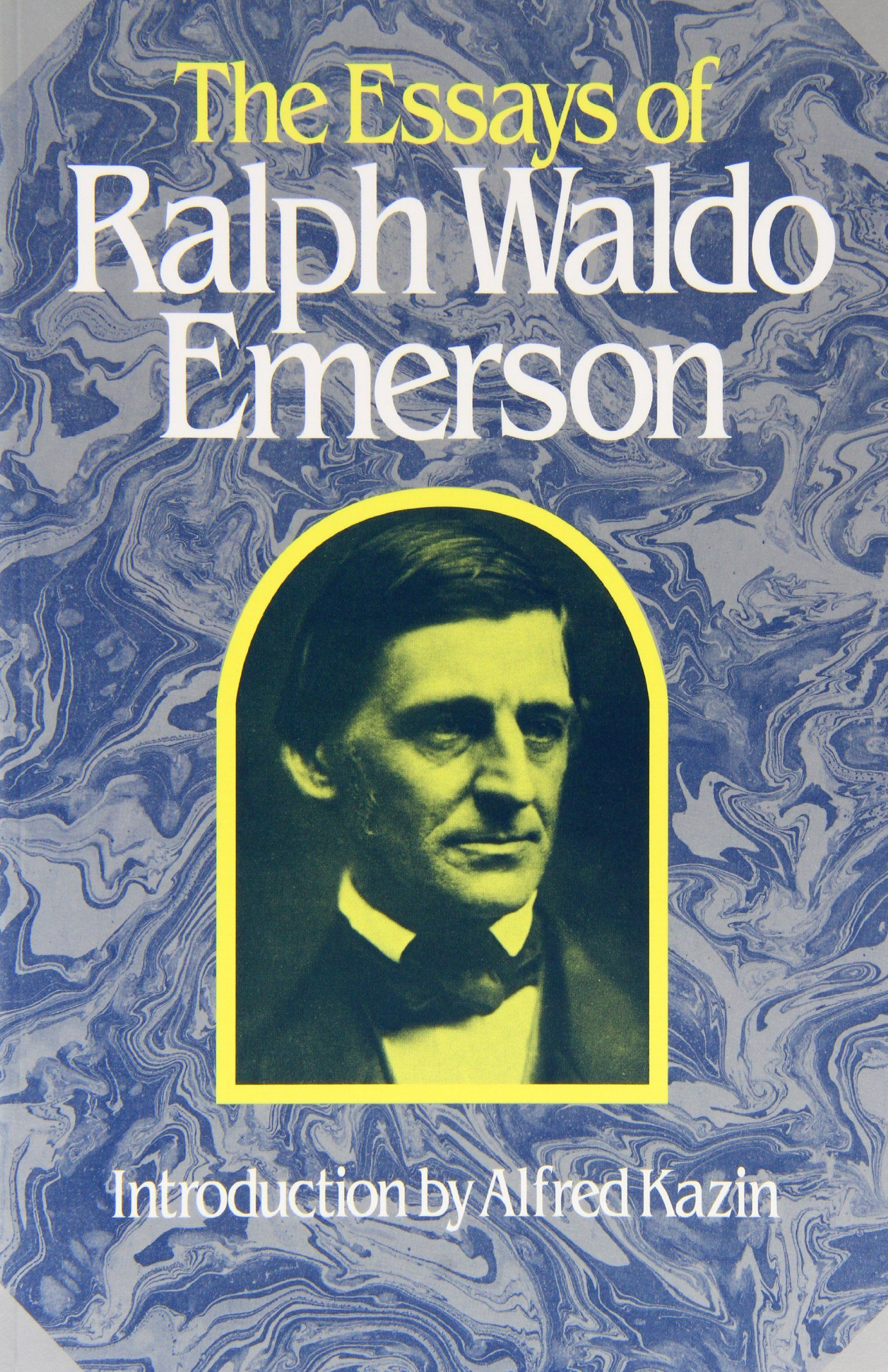 The essays of ralph waldo emerson this book and especially