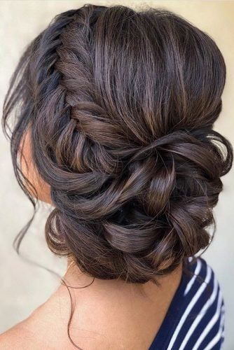 33 Wedding Updos With Braids | Wedding Forward