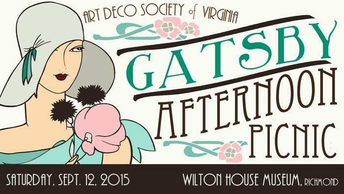 Great Gatsby Picnic returns to RVA in true art deco fashion this weekend http://ow.ly/S3ujb
