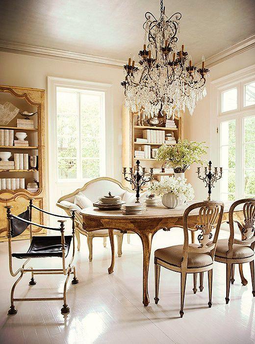 A Europa em Nova Orleans !!! Room, Dinning room ideas and Interiors