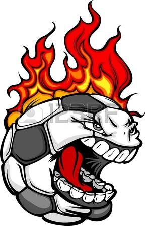 15++ Flaming golf ball clipart information