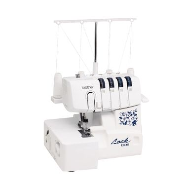 Brother 40D Overlocker White S E W I N G N E E D S Pinterest Amazing Brother Sewing Machine Hong Kong