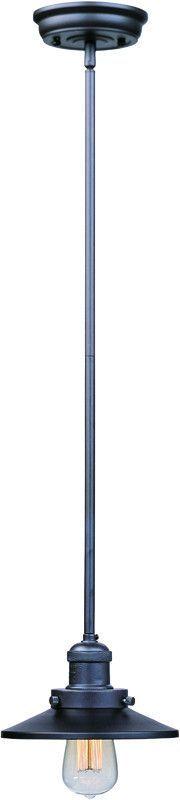 Maxim Lighting 25040BZ Mini Hi-Bay 1-Light Pendant