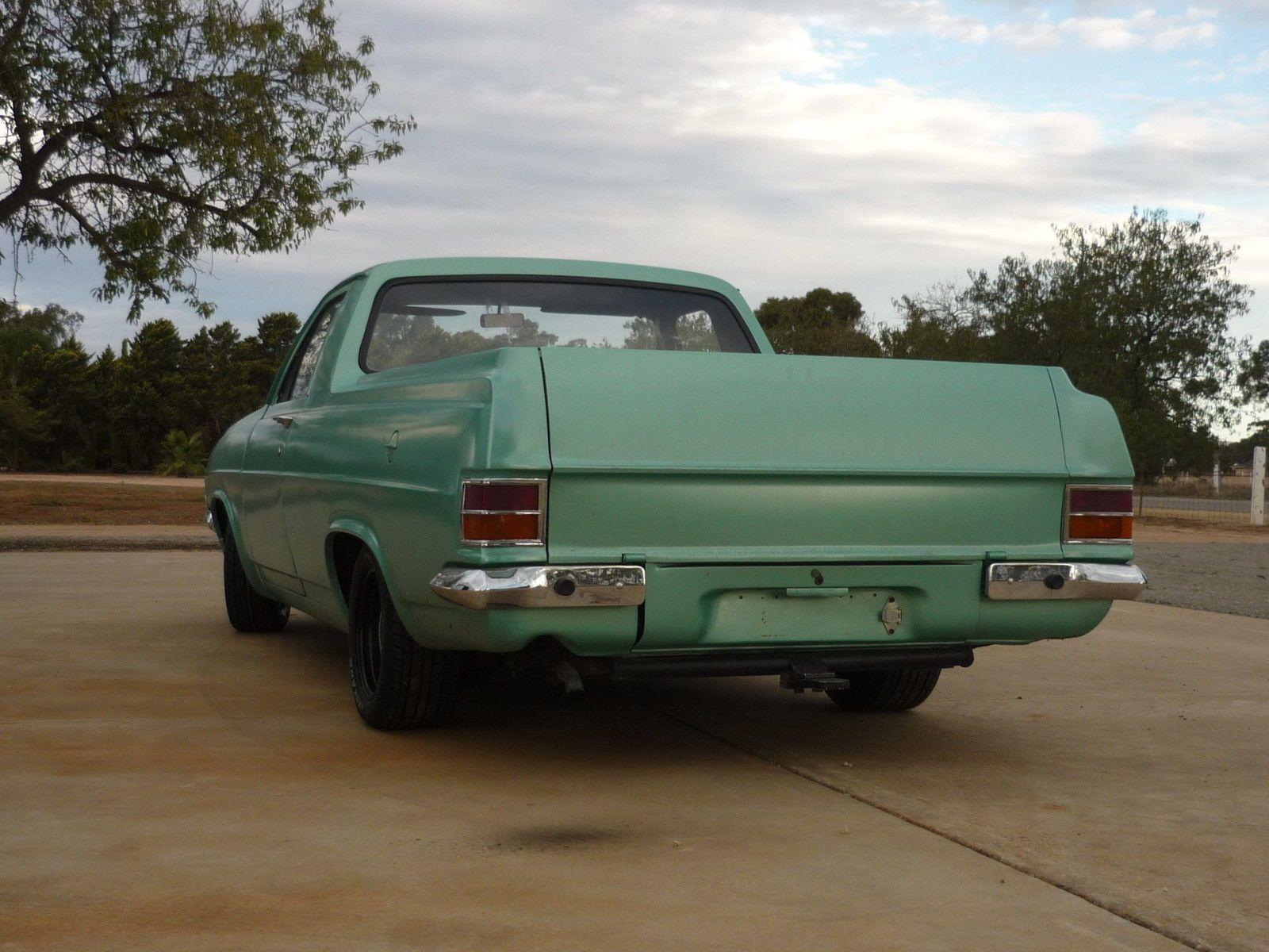 General Motors Holden,Holden HD UTE 1965