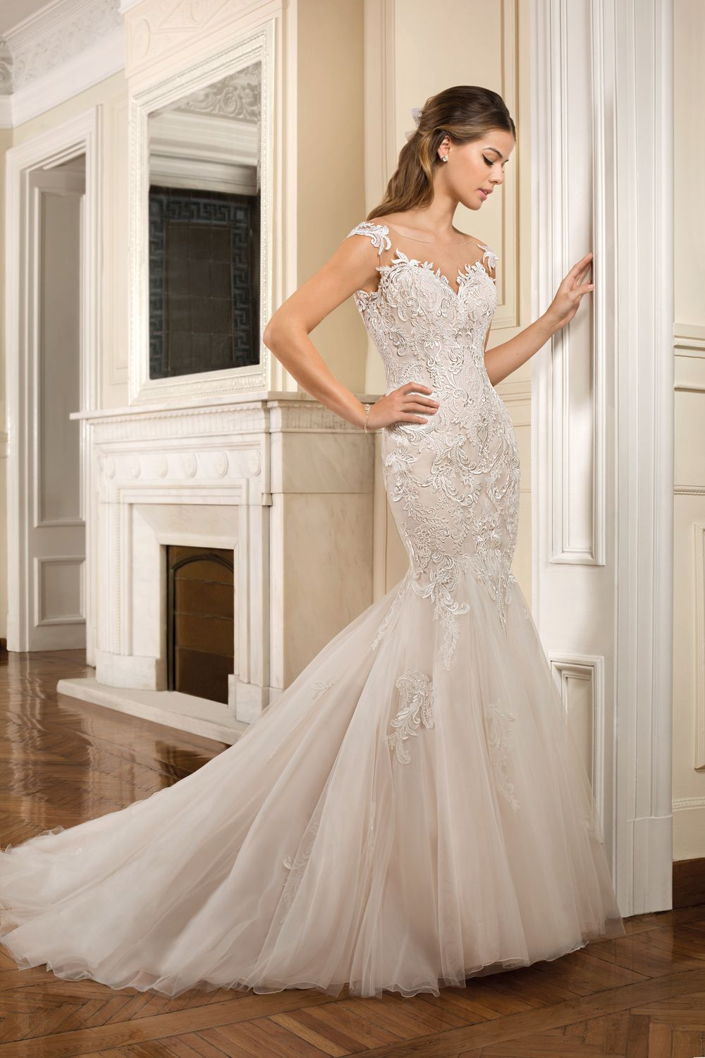 Design your wedding dress free  Cosmobella Collection Official Web Site   Collection  Style