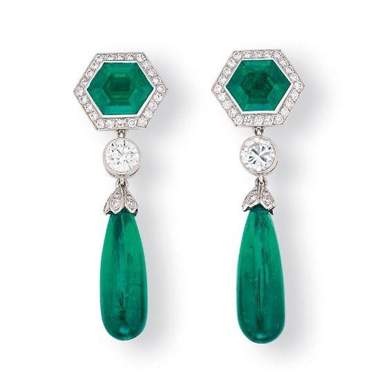 Vintage Earrings Tiffany Co