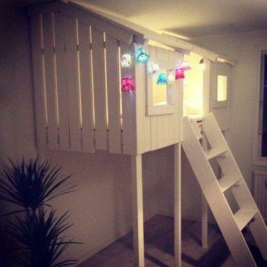 Kids Bedroom Tree House treehouse loft bed pottery barn - google search | kid room