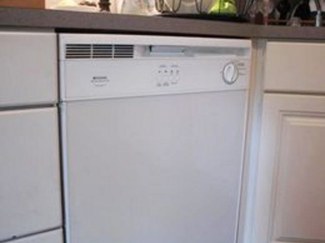 How To Fix A Dishwasher That Has Standing Water Clean Dishwasher Dishwasher Repair Clogged Dishwasher