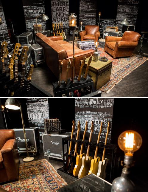 #therearenowords - Fender -