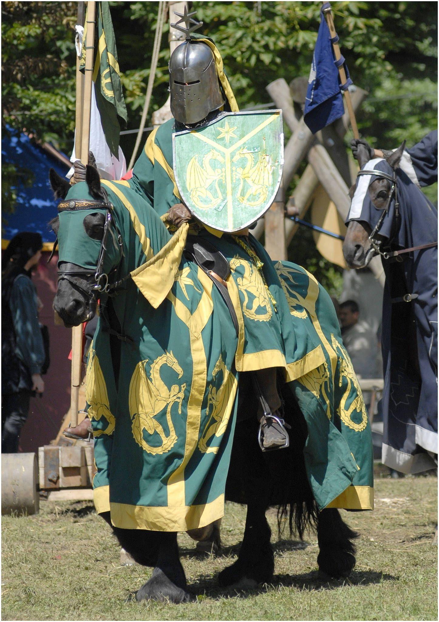 ritterturnier 2007 stetten ob lohnetal knight medieval and