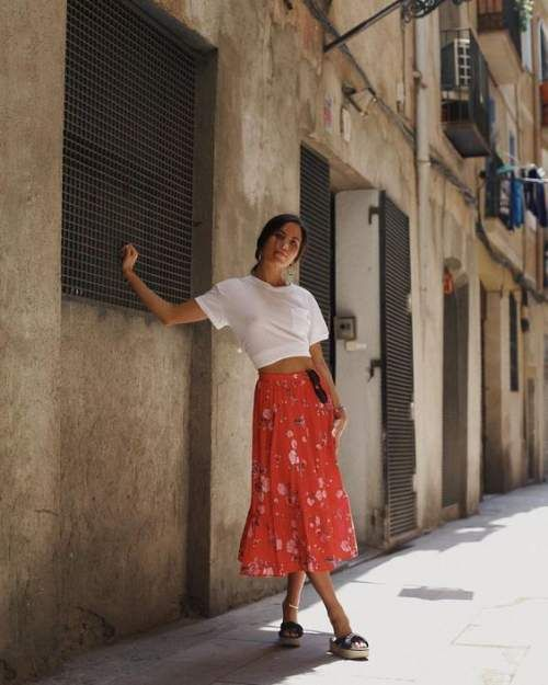 95+ Spring Boho Outfits that exudes carefree elegance & are perfect spring/summer dresses for 2019