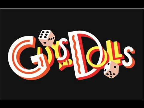 19 Sit Down, You're Rockin' the Boat - Guys and Dolls (1992) - YouTube