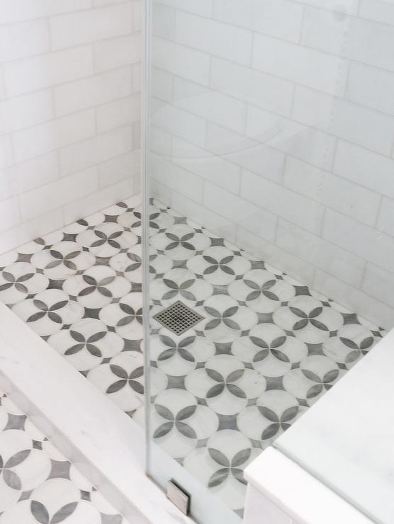 Shower Threshold Tiles Design Ideas In 2020 Shower Floor Tile