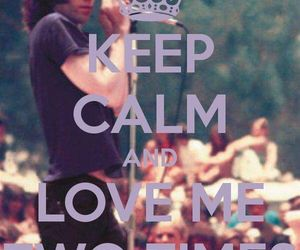 Jim Morrison Keeps Calm