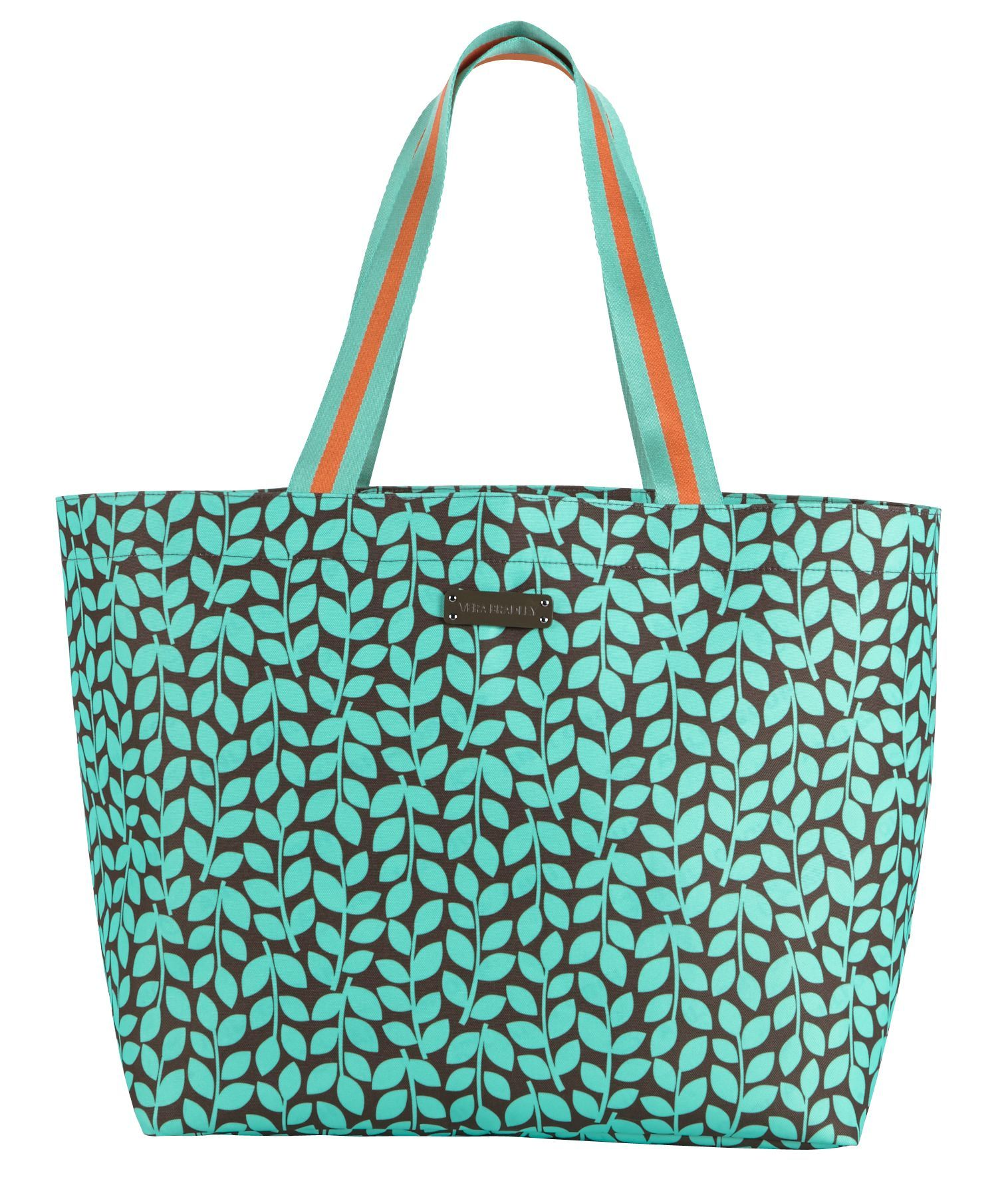 Large Family Tote In Shower Vines Inspired By Flower