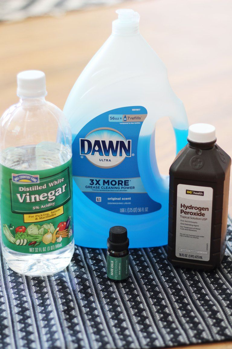 Diy Carpet And Upholstery Cleaner