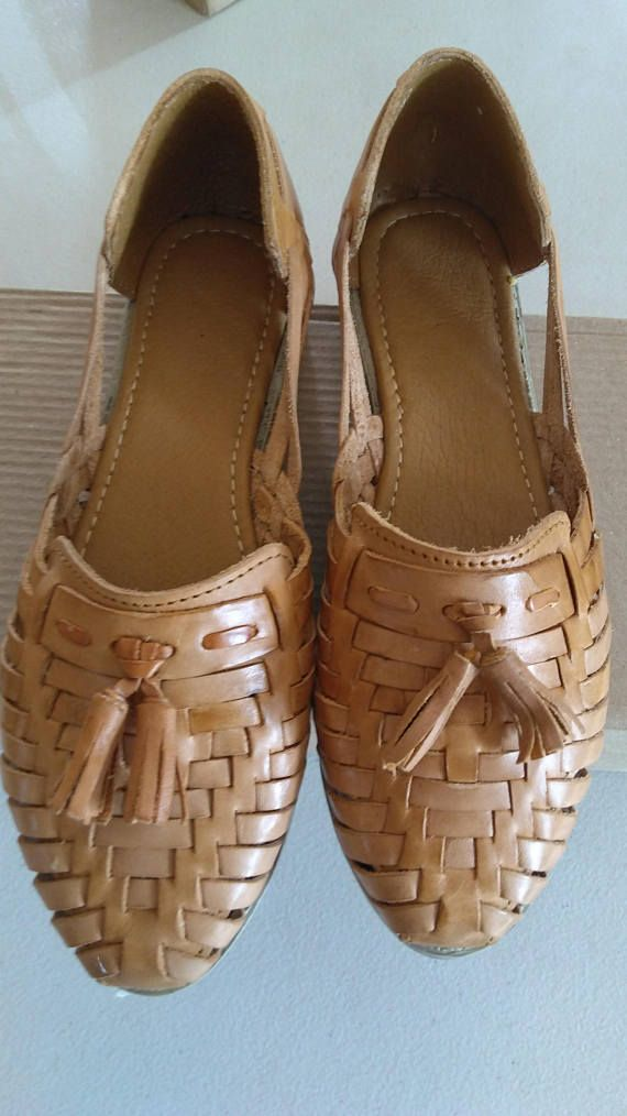 954de03ea484 These are authentic leather Mexican huaraches. My name is Jorge