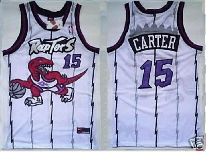 Vincent Carter Rookie Toronto Raptors