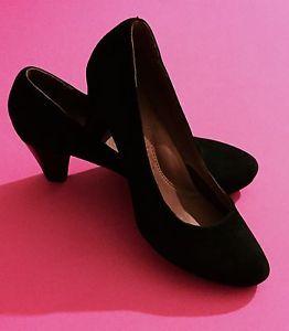 Gentle Souls Woman's Black Shoes Heels Size 7M | eBay
