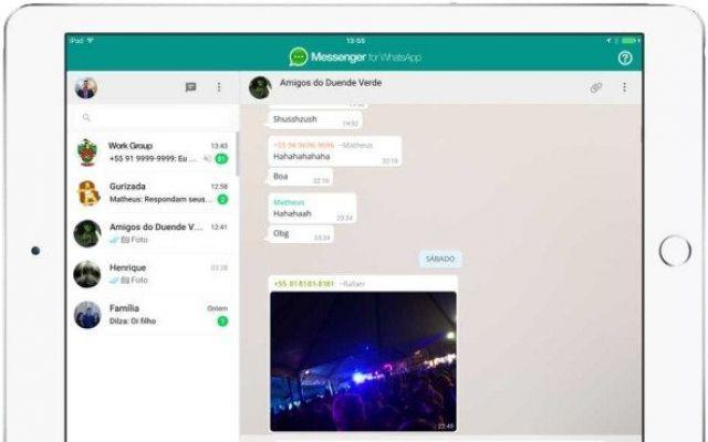 WhatsApp è finalmente approdato su iPad! WhatsApp è l'app più diffusa per inviare e ricevere messaggi in modo gratuito, sono disponibili altri servizi analoghi, magari provvisti di maggiori funzioni, la larghissima diffusione di una piattaf #apple #ipad #whatsapp #social