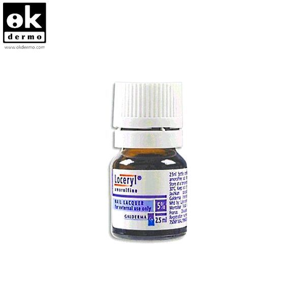 Buy Loceryl Laquier Online Nail Fungus Treatment | Order Amorolfine ...