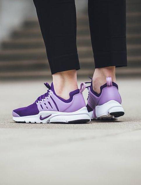 nike presto violet