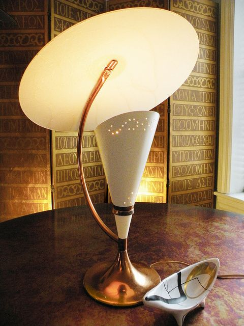 Vintage Lamps Vintage Table Lamp Lamp Retro Table Lamps