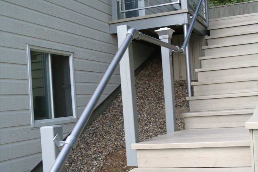 Best Cottage Handrails Simplified Building Cottage 640 x 480