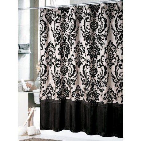 Victorian Shower Curtain.