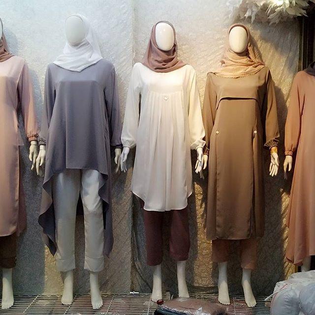 hijabs tunic