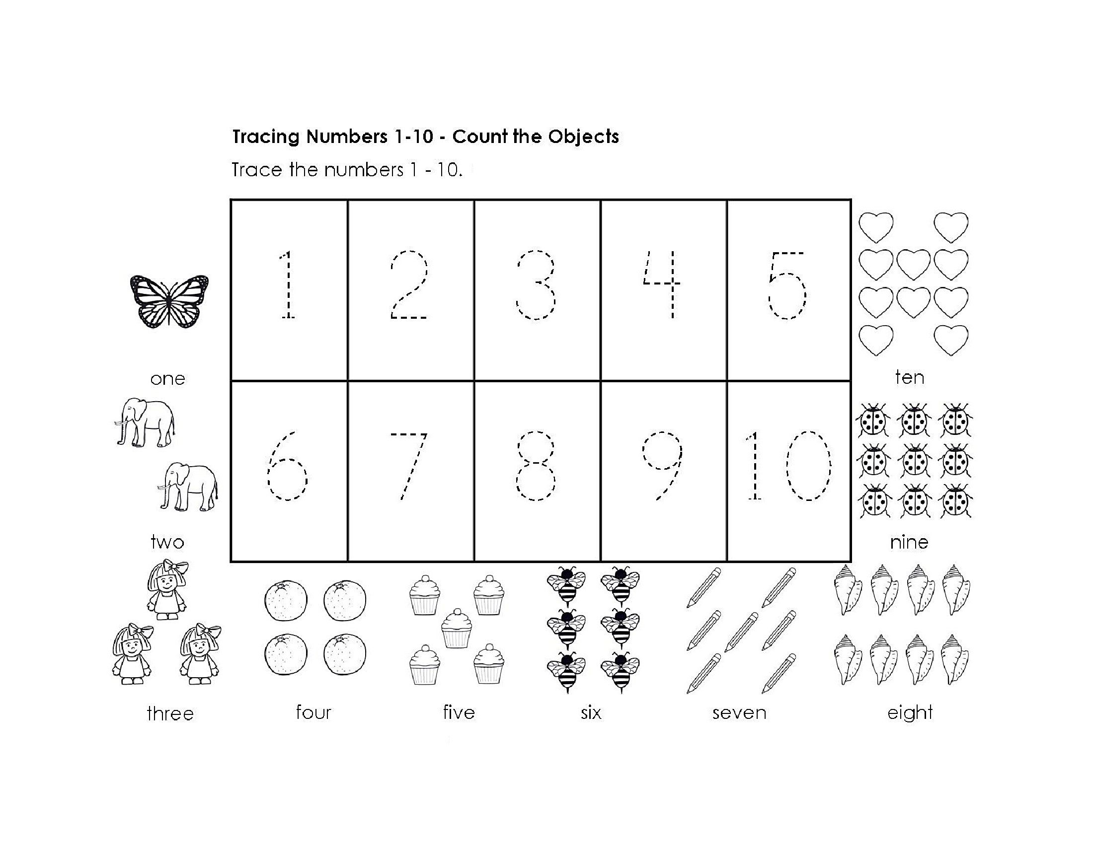 Pin By Liliya Mehaya On Number Worksheets