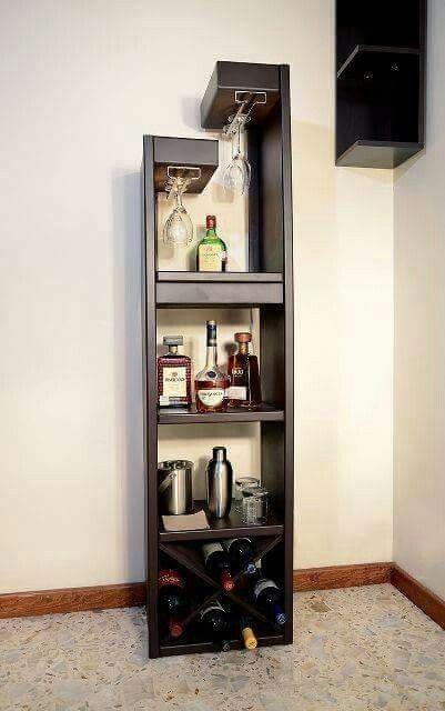 Licorera varios en 2019 muebles bares en casa for Mueble bar moderno para casa