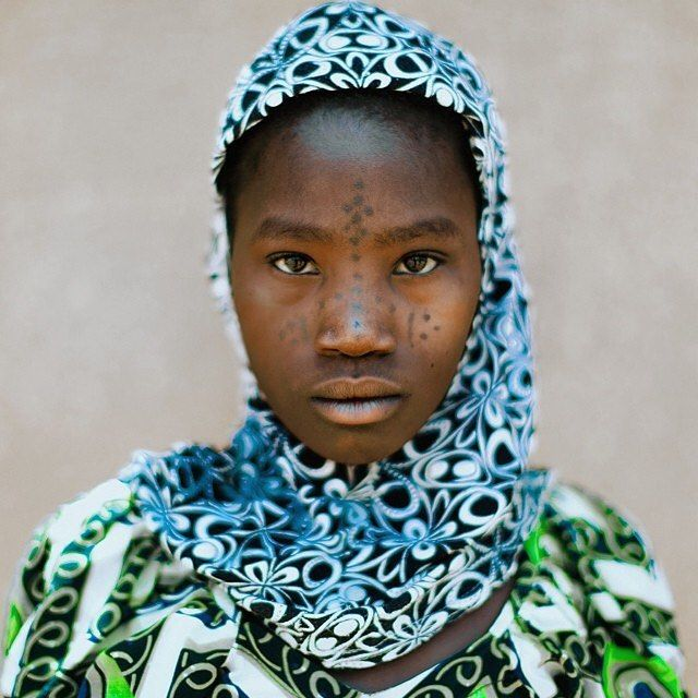 Young Fulani girl from Southeast Niger  Jeremy Snell