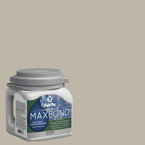 Dutch Boy® MAXBOND® Exterior 100% Acrylic Paint + Primer With  Extreme Adhesion