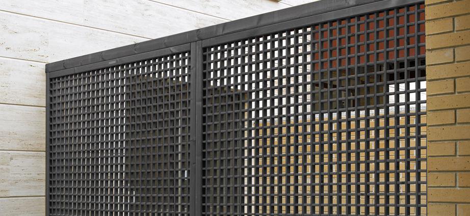 Celos as de exterior para jardines y terrazas en www for Celosia de madera para jardin