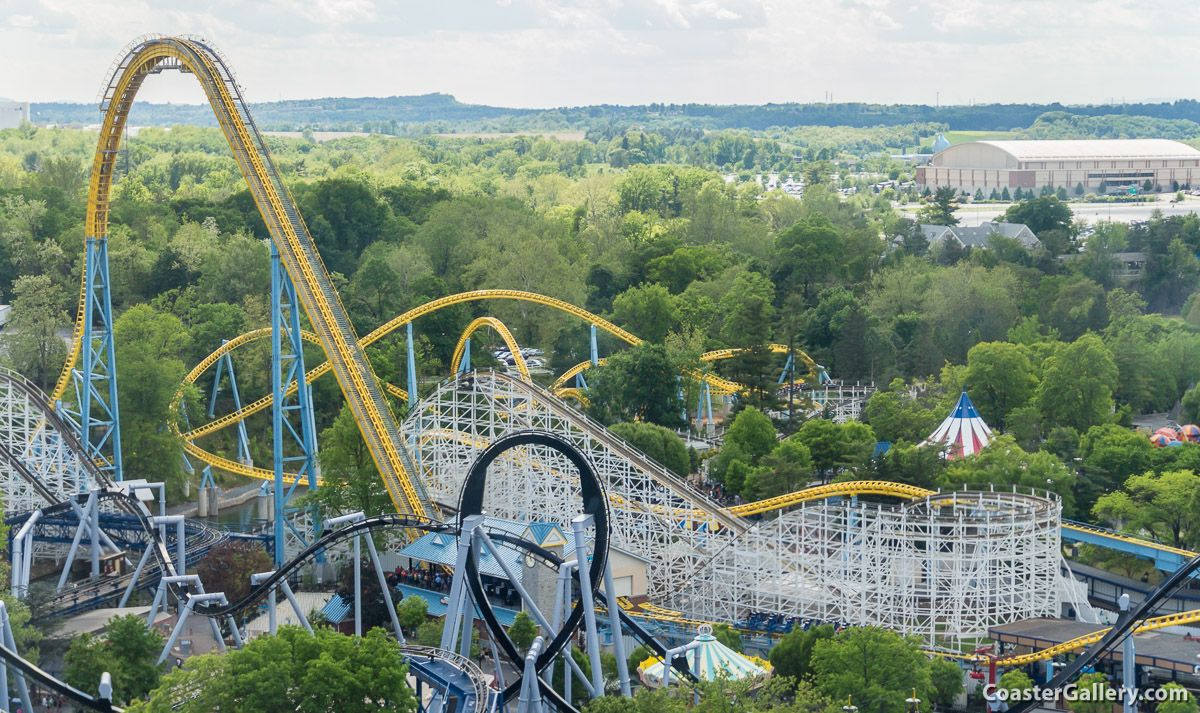 Skyrush: Hersheypark - Hershey, PA | Roller Coasters and
