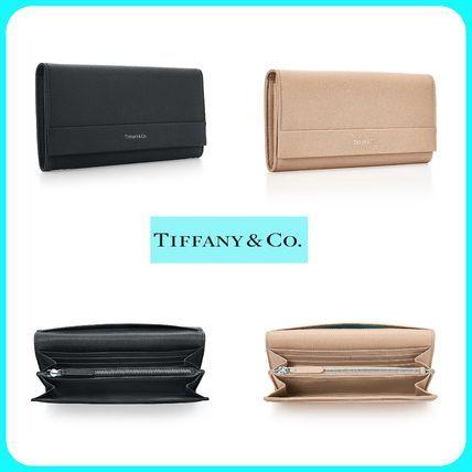 Tiffany & Co 長財布 ★関税送料込★コンチネンタルフラップ財布★品切れ続出★2色★