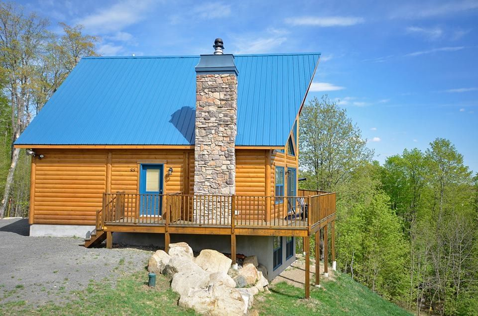 Timber Block offers so many options, including roof