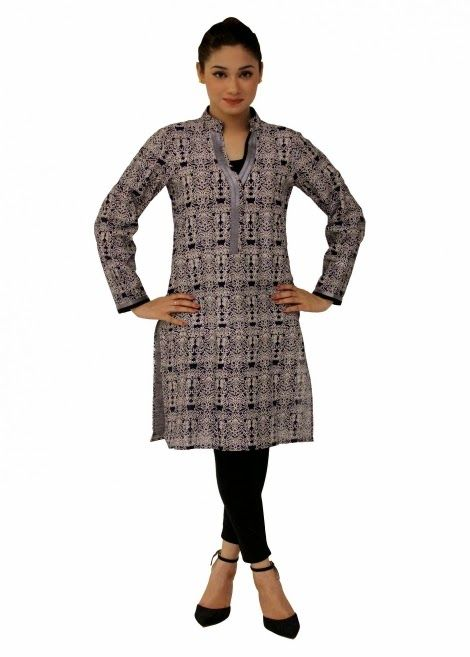 60e03433200f Stylish And Latest Summer Wear Kurti Designs For Girls By Deepak ...