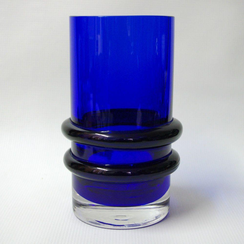 2kg caithness cobalt blue glass vase hoopedringloch domhnall caithness cobalt blue glass vase hoopedringloch domhnall floridaeventfo Image collections