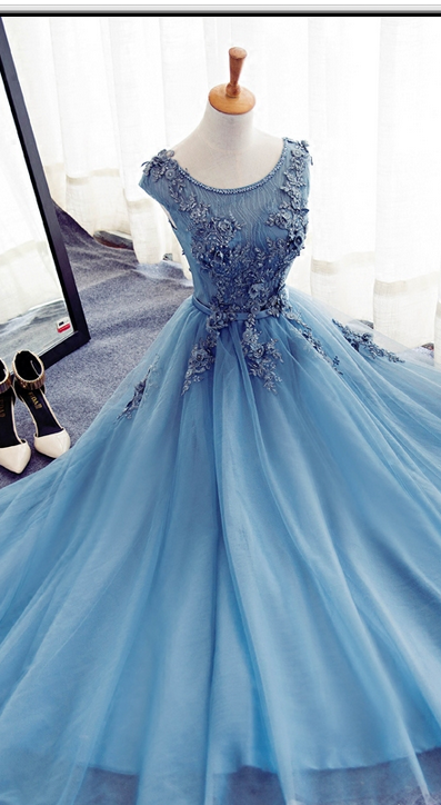 ab7eb78ab1b7a Newest Ball Gown Prom Dresses,Evening Dresses,Prom Dresses For Teenss,Princess  Prom