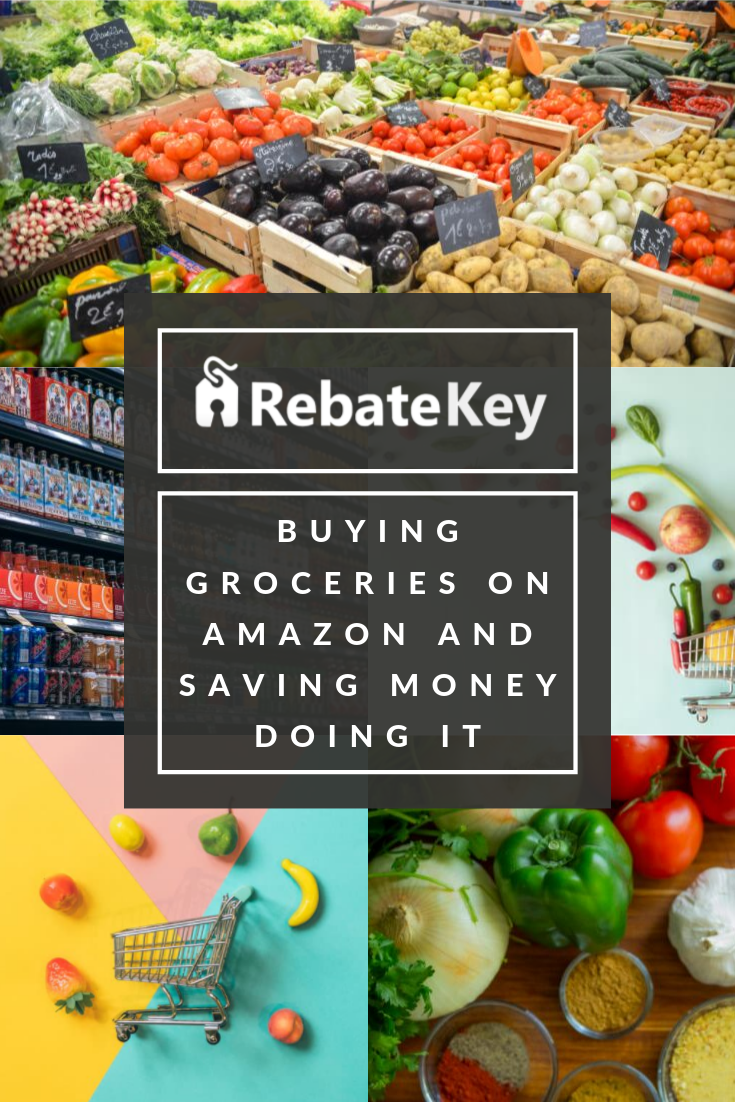 Buying Groceries On Amazon And Saving Money Doing It Whole Foods Delivery Grocery Buying Groceries
