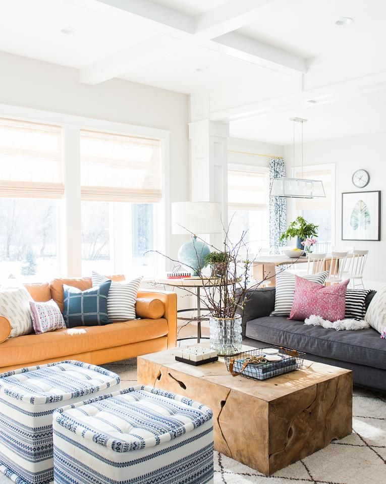The Beauty And Comfort Of The Ideal Living Room