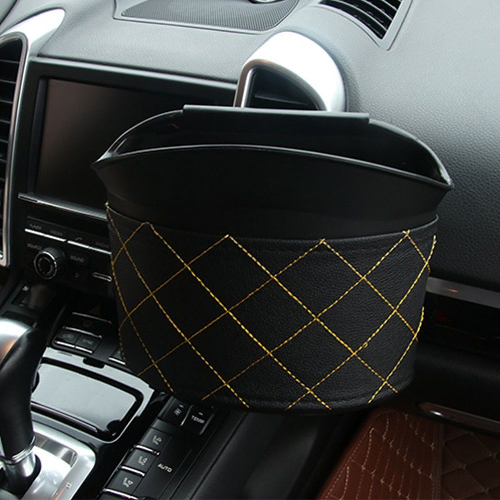 Why hang a bucket on a car