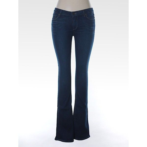 Pre-owned Paige  Jeans ($33) ❤ liked on Polyvore featuring jeans, black, paige denim skinny jeans, paige denim and paige denim jeans