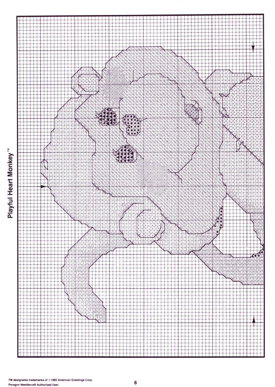 Care Bear Cousins: Playful Heart Monkey 1/2