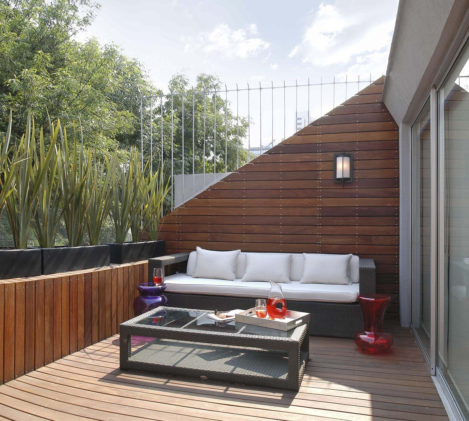 Apartment balcony ideas pictures to pin on pinterest - Find This Pin And More On Architectural Design Apartment